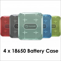 Joyetech Quadruple 18650 Battery Case