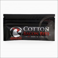 Cotton Bacon Bits by Wick'n'Vape