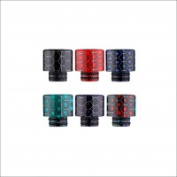 Sailing Epoxy Resin Snake Pattern 510 Drip Tip SL235