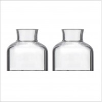 Steam Crave Glaz RDSA Glass Top Cap 2pc/pack