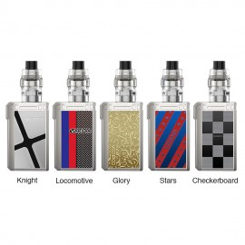 VOOPOO Alpha Zip 180W TC Kit with Maat Tank (2 x Batteries 18650 INCLUDED)