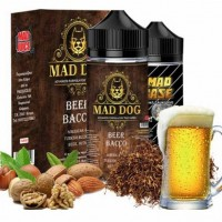 Mad Juice Mad Dog Beer Bacco + 65ml VG in Gorilla Bottle (20ml for 100ml)