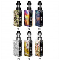 Aspire Puxos 80/100W TC Kit with Cleito Pro