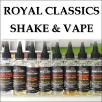 Royal Classics Fruity Man Shake
