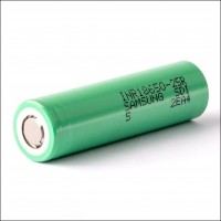 Samsung INR 18650 25R Li-on Battery 2500mAh 22A