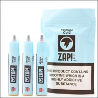 Zap Juice Vintage Cola 30ml (3x10ml) E-Liquid