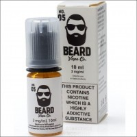 Beard Vape No.05 10ml E-Liquid