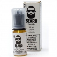 Beard Vape No.51 10ml E-Liquid
