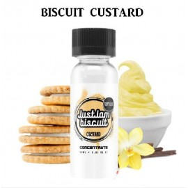 Just Jam Biscuit Custard 30ml Concentrate
