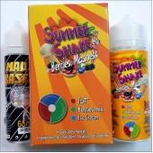 Summer Shake Berries Madness +65ml VG in Gorilla Bottle