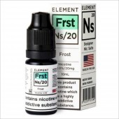 NS20 Frost by Element 10ml Salt Nic 20mg E-Liquid