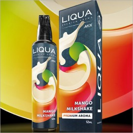Liqua Mix & Go Mango Milkshake (12ml for 60ml)