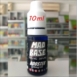 MAD Nicotine Shot 10ml 20mg 70VG/30PG