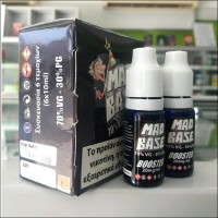 MAD Nicotine Shots 6 x 10ml 20mg