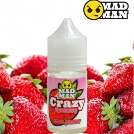Crazy Strawberry Mad Man 30ml Concentrate
