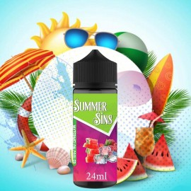 Summer Sins Flavor Shot Watermelon Cooler 24ml for 120ml