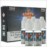 Candy King Sour Worms 50ml (5x10ml) E-Liquid