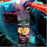 Royal Classics Strawberry Cookie Shake (12ml for 60ml)
