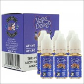 Flawless Vape Dough 60ml (6x10ml) E-Liquid