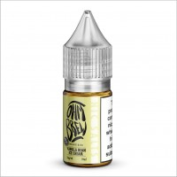 Vanilla Bean Ice Cream by Ohm Brew 10ml Salt Nic 18mg E-Liquid