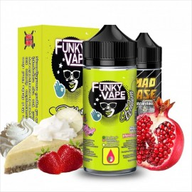 Mad Juice Funky Vape Freedom + 65ml VG Gorilla Bottle (20ml for 100ml)