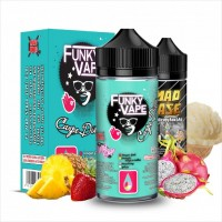 Funky Vape Carpe Diem + 65ml VG in Gorilla Bottle (20ml for 100ml)