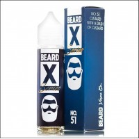 Beard X Series No.51 50ml Shortfill