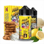 Mad Shake Lemon Mad + 65ml VG in Gorilla Bottle (20ml for 100ml)