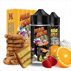 Mad Juice Mad Shake Fantacy + 65ml VG in Gorilla Bottle (20ml for 100ml)