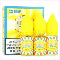 Dinner Lady Lemon Tart 30ml (3x10ml) E-Liquid