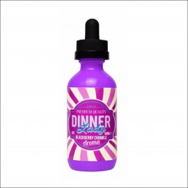 Dinner Lady Blackberry Crumble 50ml Shortfill