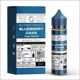 Glas Basix Blueberry Cake 50ml Shortfill + Nic Shot