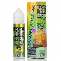 Double Drip Caramel Apple Cake 50ml Shortfill