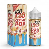 Mad Hatter 120 Cereal Pop 100ml Shortfill