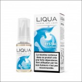 Liqua Crystal Vape Base 18mg 10ml