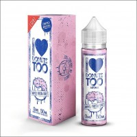 I Love Donuts Too 50ml Shortfill