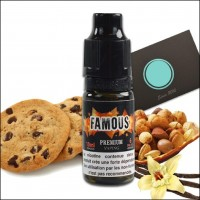 Eliquid France Premium Famous 10ml