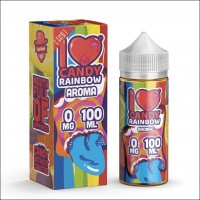 I Love Candy Rainbow 100ml Shortfill