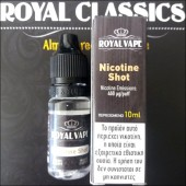 Royal Vape Nicotine Shot 10ml 20mg