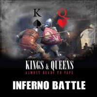 Kings & Queens Inferno Battle Shake