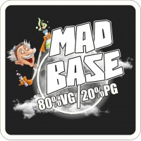 MAD Base VG, PG, NICOTINE