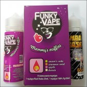 Mad Shake Mammy's Muffins +65ml VG in Gorilla Bottle