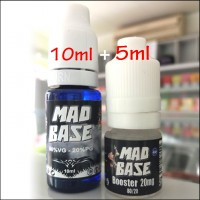 MAD Nicotine Shot 10ml + 5ml 20mg