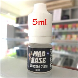 MAD Nicotine Shot 5ml 20mg 80VG/20PG