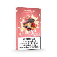 Kilo 1K Pods Fruit Tart 20mg 1.5ml (Pack of 4pc)