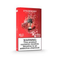 Kilo 1K Pods Strawberry 20mg 1.5ml (Pack of 4pc)