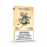 Kilo 1K Pods Milk Coffee 20mg (Pack of 4pcs)