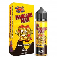 Pancake Man 50ml Shortfill