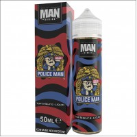 OHW Police Man 50ml Shortfill