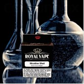 Royal Vape Nicotine Shot 3 x 10ml 20mg